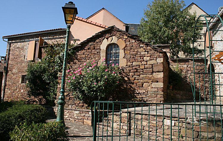 Quelques photos du village de Melvieu....