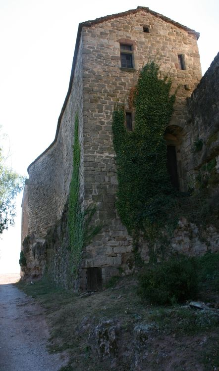 ..........Ce long mur nous amène à l'entrée par laquelle commence la visite ....