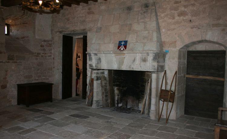 .........La cheminée ........