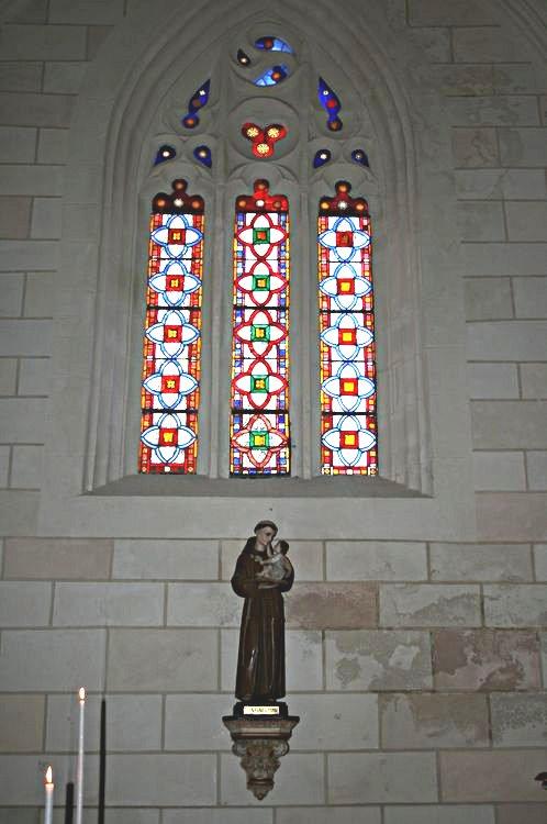 ......Chapelle de Saint-François.......