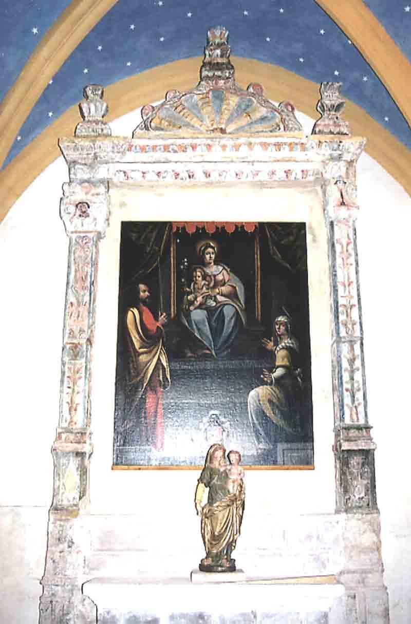 .....Les tableaux restaurés à Toulouse.....