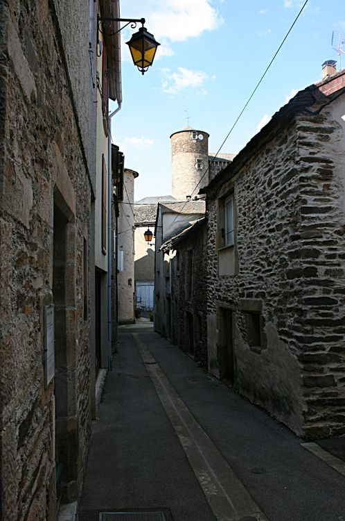 .......Quelques photos du village de Coupiac......