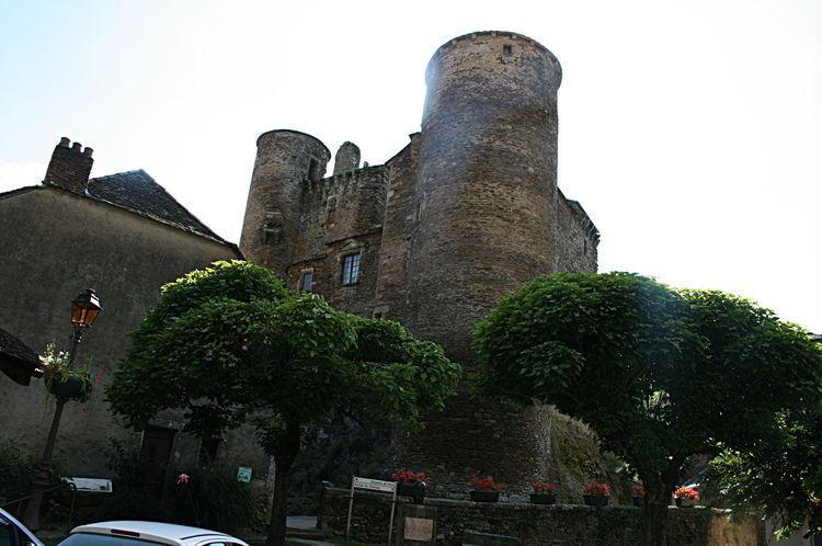 .......Autour du Château ......