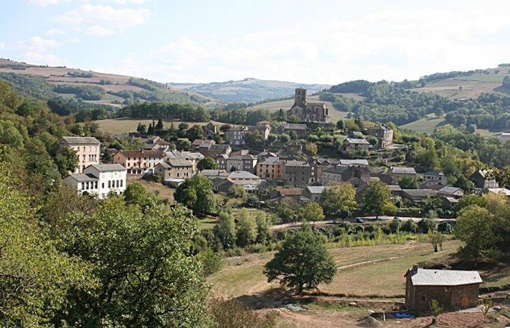 .......Aperçu du village de Plaisance..........