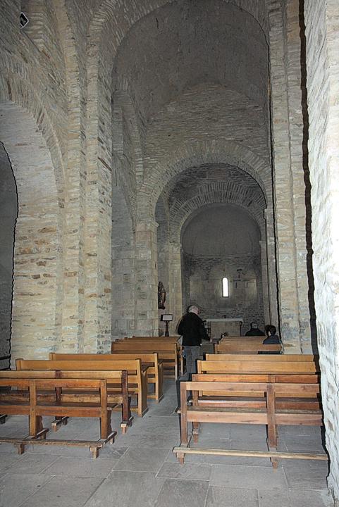 Interieur du Prieuré