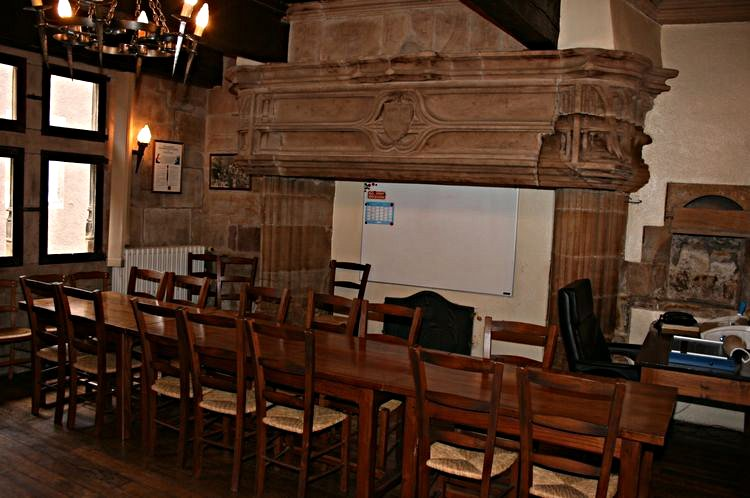 ......La Salle du Conseil.....